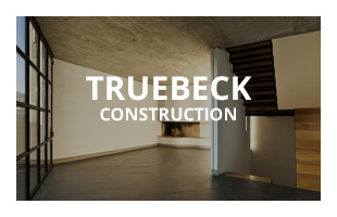Truebeck Construction - san francisco web design company